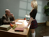 Madison Scott punished