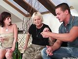 Son in law slams her hard