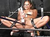 Bondage slave girl