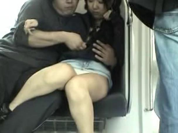 Porn Sex In The Train