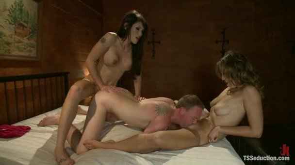 sex Couple threesome