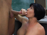 Teacher getting fucked by a student