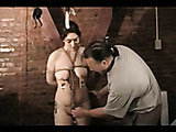 Roped girl gets tortured cruelly