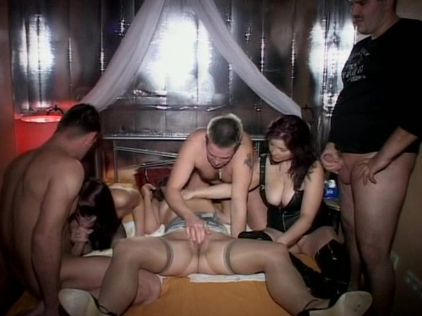 Swingers Group Three couples have cool <b>swingers</b>' <b>party</b> - porn video at <b>xxx</b> <b></b>