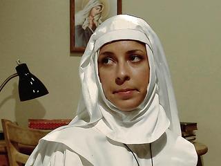 virgin nun