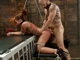 Bald robber ropes and fucks and tortures variously ginger bootylicious mom
