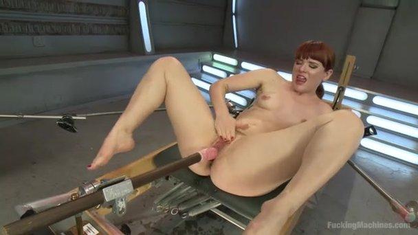 tongue drill sex machine