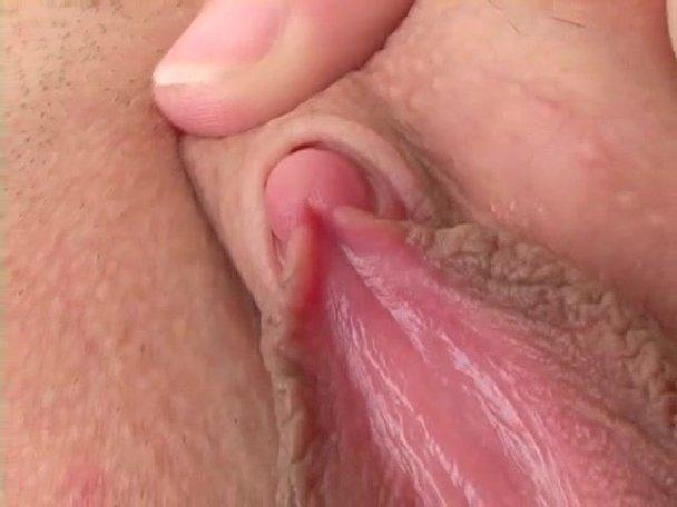 Pussy Licking Orgasm Up Close